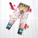 Factory Wholesale New Kids Leggings Digital Printing Fitness Plus Size S100-48