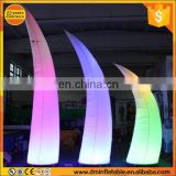 inflatable lighting LED inflatable columns