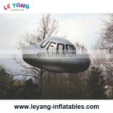 Silvery UFO Inflatable Helium Balloons for Sale