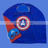 China factory derictly american captain cape with mask