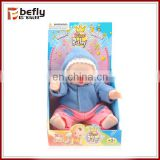 Best selling toys 2015 baby toy laughing doll