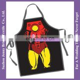 APR19A art apron for adults and for design cooking apron sex apron