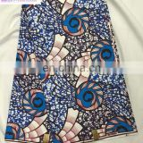 african real wax Ankara fabric JW068