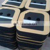 China factory directly sell heat resistant insulation foam, epe waterproof rubber foam tube