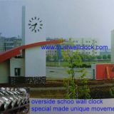 tower clocks for university or colleage building