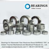 7804068 Bearings for BARMAG TMT, BEARINGS FOR PRESSURE ROLLER, BARMAG SPARE PARTS, BEARINGS FOR WINDERS