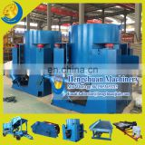 China Supplier Shandong Hengchuan Centrifugal Gold Separator Machine From Gold Dust