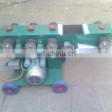 Diesel Engine Osier Branch Decrustation Machine/Peeling/Sacling Machine