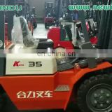 Famous brand heli forklift spare parts electric forklift CDCP70 7 ton best price for sale