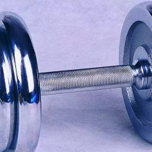 15 Lb Dumbbells Electroplating & Spraying Adjustable Dumbbell Set