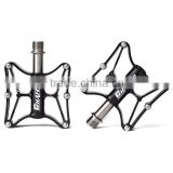 Double Bicycle Pedal Bicycle Folding Pedal Titanium Axle