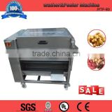 Industrial Automatic Carrot/Taro/ Sweet Potato Peeling Machine With Brush Rollers