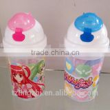 children water bottle with bharara small magic fairy ,water bottle with hand holding and straw
