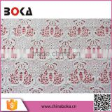 New special design best price fashion water soluble lace fabric for curtain/bridal
