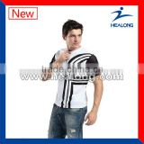custom made dye sublimation t-shirt printing polyester jersey