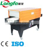 Cheaper Price Jet shrink wrapping packing machine                                                                         Quality Choice