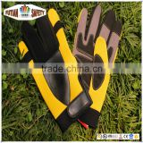 FTSAFETY durable Impact Tpr Oil Field Work Glove mechanic Safety Glove