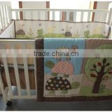 tree and turtle baby boys bedding set crib bedding set tree pattern bedding sets from professional manufacturer