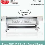 Hot Sale ! high resolution Yaselan Ricoh head GH2220 eco solvent printer                                                                         Quality Choice