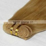 Hot selling virgin jerry curl weave extensions human hair 100 human hair weaving                                                                                                         Supplier's Choice