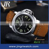top brand luxury hand winding chronograph Genuine leather brand watches men watches men luxury brand automatic
