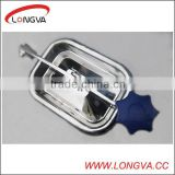 Chinese supplier stainless steel tank manhole cover
