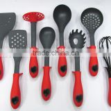 heart shape handle 6-piece kitchen tool set                                                                         Quality Choice