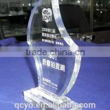 oscar trophy awards with clear base for wholesale