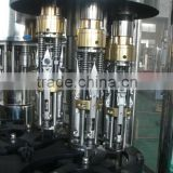 Alcohol wine metal crown capping machine