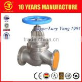 good quality water oil steam globe valve price low