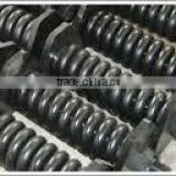 DH220 daewoo excavator chrome plating coil spring and recoil spring