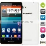 6.0'' Lenovo A889 Mobile Phone Android 4.2 MTK6582 Quad Core 1.3GHz IPS QHD Screen 960X540 1GB 8GB 8.0MP                                                                         Quality Choice