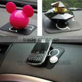 silicone cushion used in car or home,Non-slip mat supplier powerfully antislip silicone car pad/mat