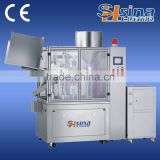 Plastic Soft Tube Filling And Sealing Machine with Chiller                                                                         Quality Choice