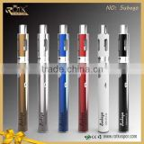 2016 top selling products E-Cig battery variable voltage 1600mah Carbon fibre ego v2 vaporizer