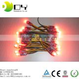2015 hot sell christmas decoration led string light 5mm 8mm lights