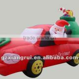 inflatable christmas car for sale