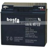 12v 20ah lead acid battery for electric wheelchair