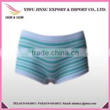 Yiwu Jinxu New Fashion Sexy Women Underwear with Stripes