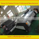 Digital Printing machine for Glass, KT board, currugated cardboard ,PVC leather, etc)Docan2030 digital printer