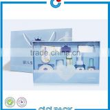 Packaging Paper Box with inner tray for baby organic skin care product packing