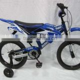 "16"" steel kids sports bike for boys from China"