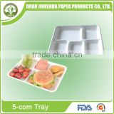 sugarcane bagasse disposable tableware/ biodegradable tableware/ biodegradable plates
