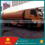 Alibaba China Supplier SINOTRUK 9800*2500*3200mm Overall Dimension 6*4 export truck dump truck fuel tank