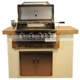 2014 outdoor gas bbq grill outdoor kitchen island gas grill outdoor grill stainless steel