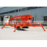 Hot sale 30m spider platform lift, boom lift