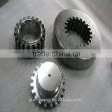 Manufacturer of precision tungsten carbide inserted & tool steels in compacting, stamping & metal forming
