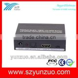 HDMI Splitter 1x2 with Audio Extractor v1.3 full 3D and 1080p