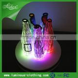 Useful Glowing Wine Bottle Cooler Champane Bag With Wholesaler Glowing Wine For Promotion