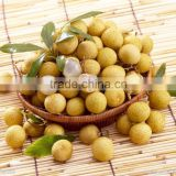 2015 July 100% Orchard fresh sweet longan for canned longan